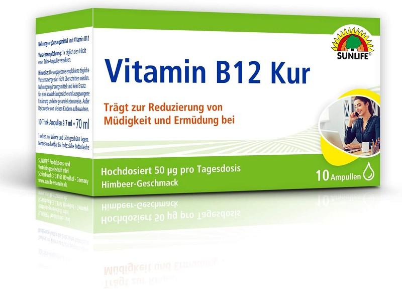 Vitamine müdigkeit welche bei Welche Vitamine